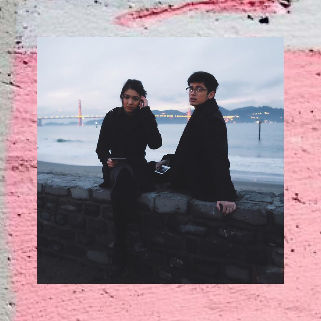 HAPPILY TAKEN! Just 35 photos of James Reid with the girl who owns his heart