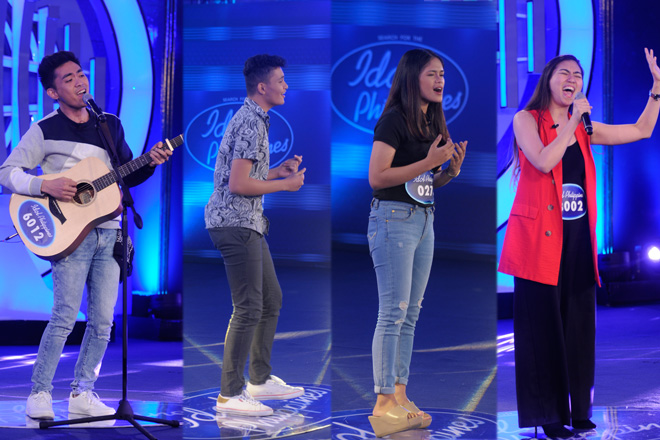 IN PHOTOS: Idol Philippines 2019 Auditions - Episode 12