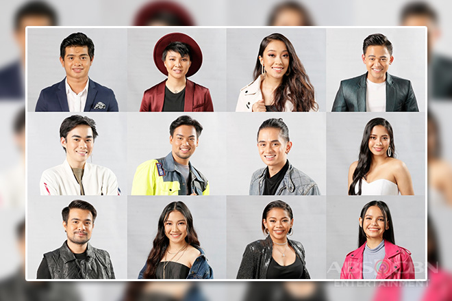 Idol Philippines Top 12 in a grand face-off at the live round