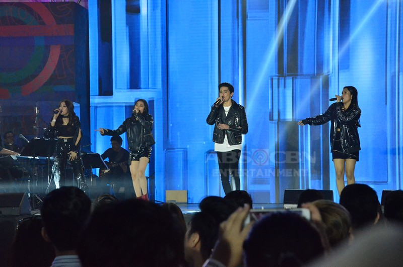 IN PHOTOS: Idol Philippines' Top 5 at the #ForeverKapamilya Trade Event
