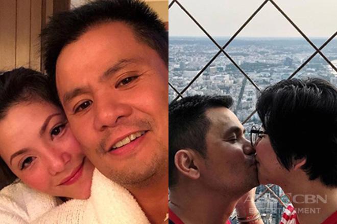 IN PHOTOS: Regine Velasquez with her life partner for 12 years