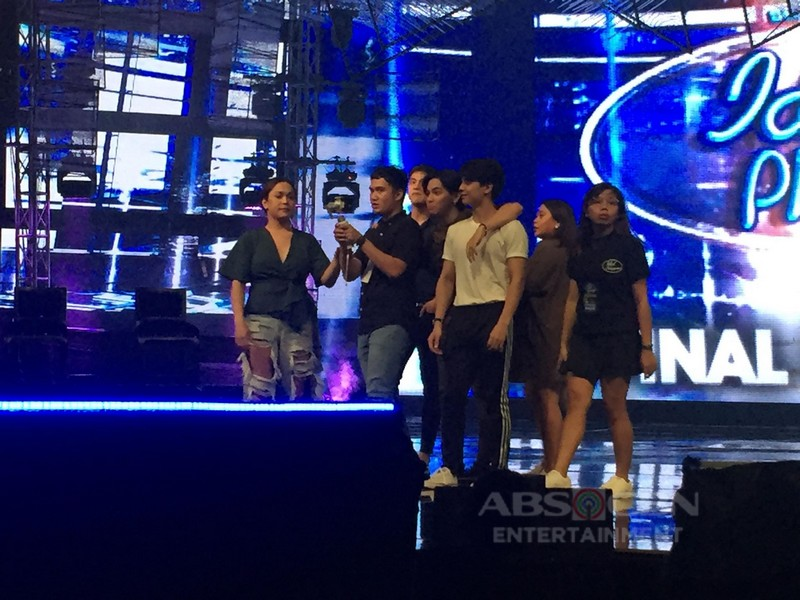 Behind-The-Scenes: Idol Philippines Finale Rehearsal Photos