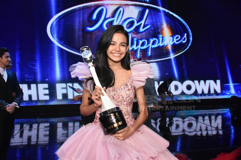 WINNING MOMENTS: Zephanie Dimaranan takes Idol Philippines title with perfect 100% rating