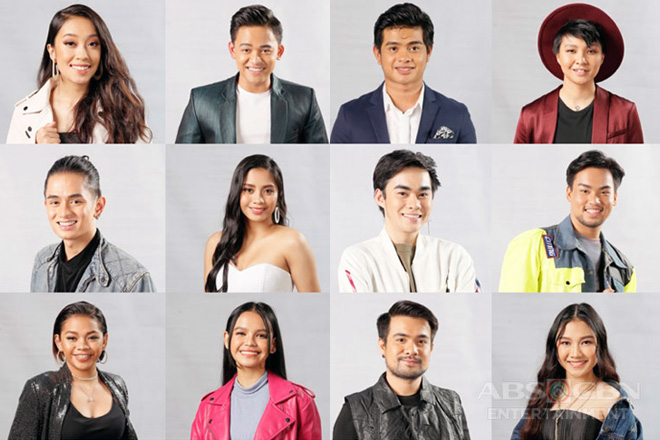 Idol Philippines Top 12
