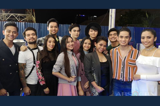 """Idol Philippines"" Top 12 in a Grand Face-Off at the Live Round"