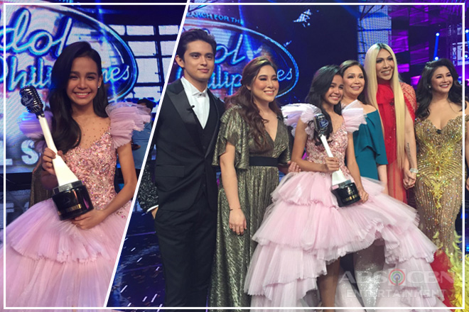 Zephanie Dimaranan named first Idol Philippines Grand Winner