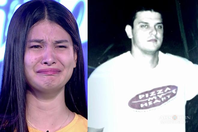 Idol Philippines 2019 Auditions: Angie, emosyonal nang magkuwento tungkol sa kanyang Ama