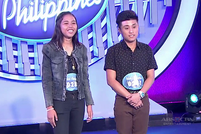 Idol Philippines 2019 Auditions: Janluis, sinuportahan ang audition ni Jenny