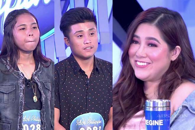 Idol Philippines 2019 Auditions: Judges, kinilig sa pag-iibigan nina Janluis at Jenny