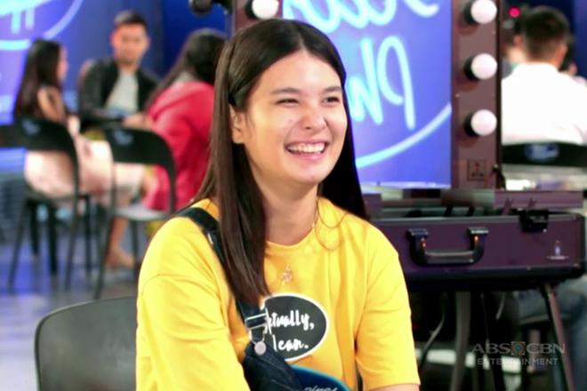 Idol Philippines 2019 Auditions: Meet Angie Kristine from Pampanga