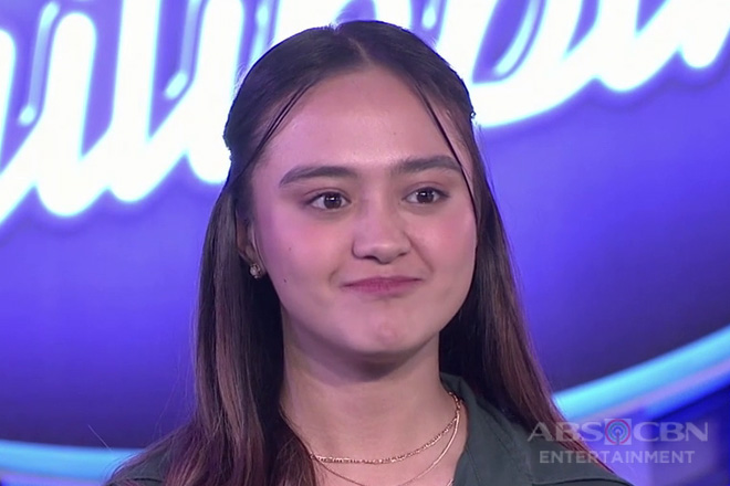 Idol Philippines 2019 Auditions: Denize, ikinuwento ang pangungulila sa kanyang magulang