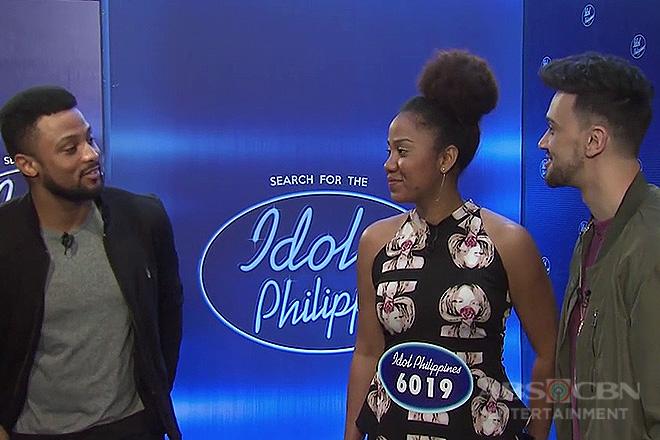 Idol Philippines 2019 Auditions: Billy, pinuri ang suporta ng boyfriend ni Charmagne
