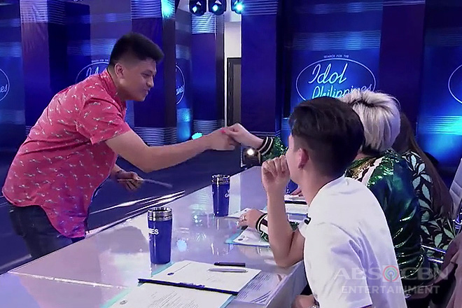 Idol Philippines 2019 Auditions: Brandon, masaya nang makuha ang boto ng mga Judges