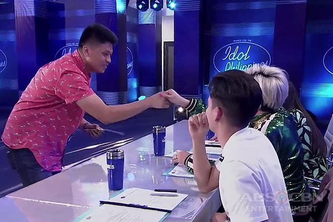 Idol Philippines 2019 Auditions: Brandon, masaya nang makuha ang boto ng mga Judges