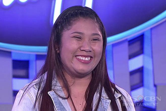 Idol Philippines 2019 Auditions: Diane, labis ang kasiyahan nang makuha ang boto ng Idol Judges